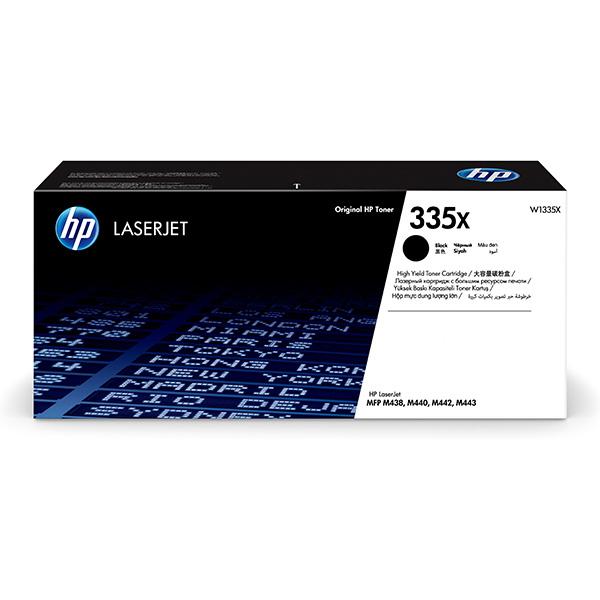 HP originál toner W1335X, black, HP 335X, high capacity, HP O