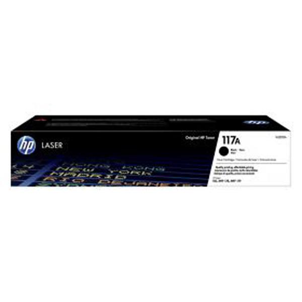 HP originál toner W2070A, black, 1000str., HP 117A, HP Color Laser 150, MFP 178, MFP 179, O
