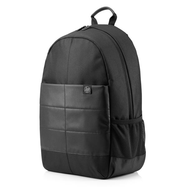 "Batoh na notebook 15,6"", Classic Backpack, čierny z nylónu, HP"