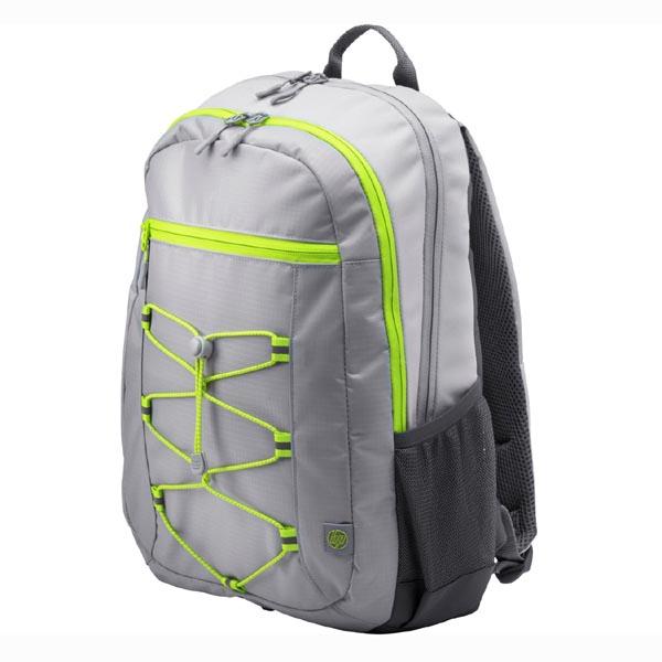 """Batoh na notebook 15,6"""", Active Backpack, šedý z vode odolného materiálu, HP"""