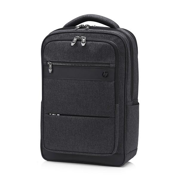 "Batoh na notebook 15,6"", Executive, čierny z polyesteru, HP"