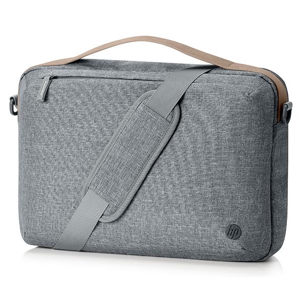 """Taška na notebook 15,6"""", HP RENEW Wall-e, šedá z recyklovaného polyesteru, HP"""