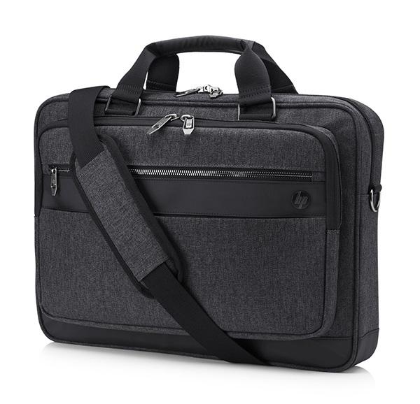 """Taška na notebook 15,6"""", Executive, čierna z polyesteru, HP"""