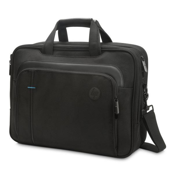 "Taška na notebook 15,6"", SMB, čierna z polyesteru, HP"
