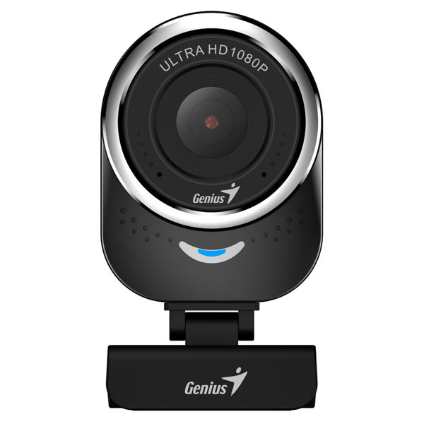 Genius Web kamera QCam 6000, 2,1 Mpix, USB 2.0, čierna