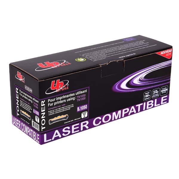 UPrint kompatibil. toner s TN1030, black, 1000str., B.1050, pre Brother HL-11xx, DCP-15xx, UPrint