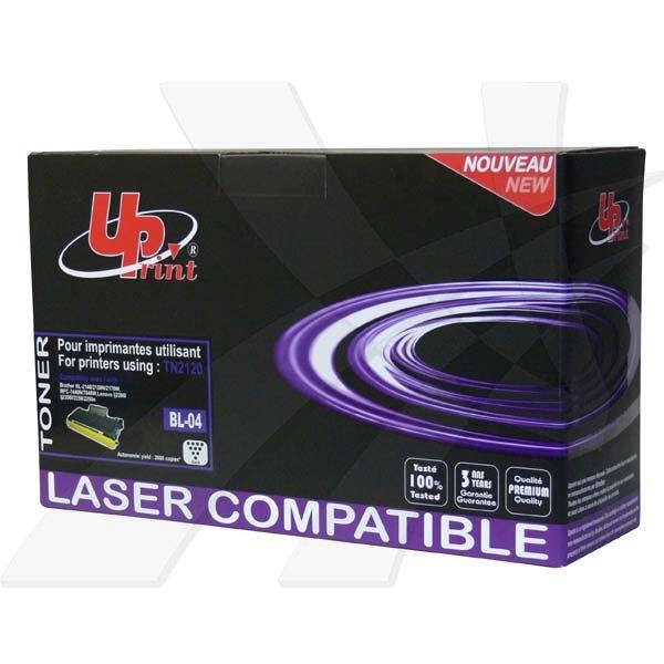 UPrint kompatibil. toner s TN2120, black, 2600str., B.2120, BL-04, pre Brother HL-2140, HL-2150N, HL-2170W, UPrint