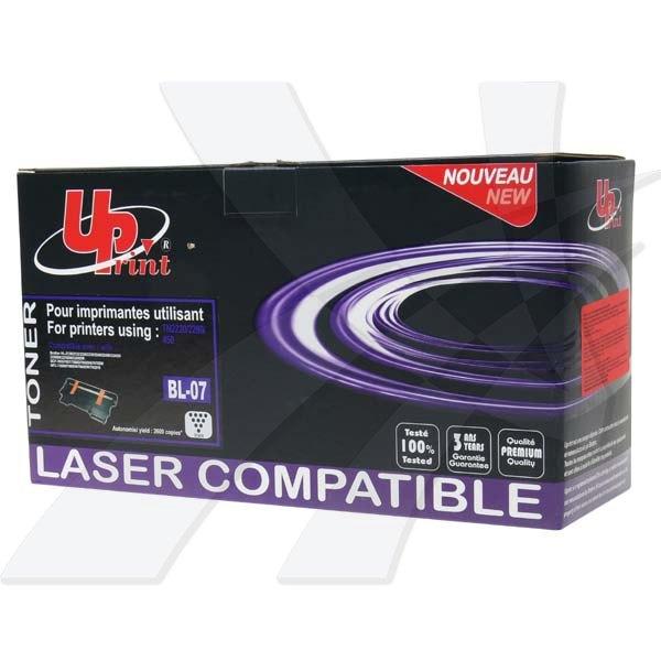 UPrint kompatibil. toner s TN2220, TN2010, black, 2600str., B.2220, BL-07, pre Brother HL-2240D, 2250DN, UPrint