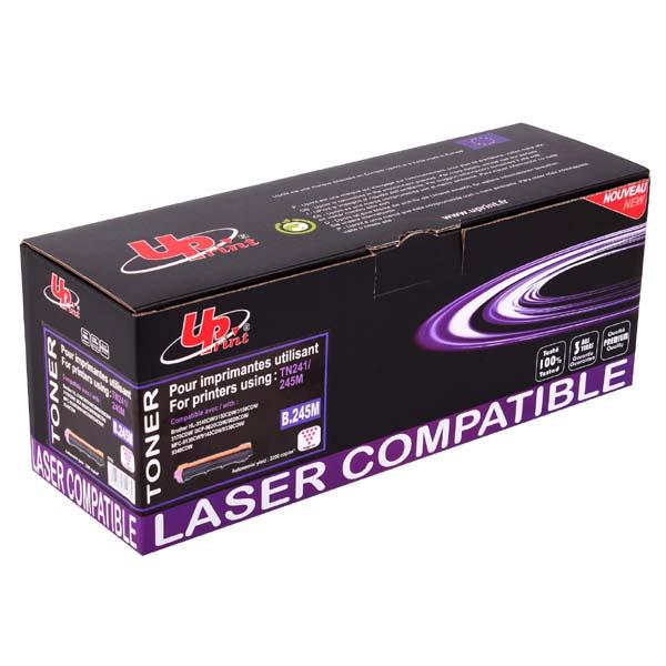 UPrint kompatibil. toner s TN245M, magenta, 2200str., B.245M, pre Brother HL-3140CW, 3170CW, UPrint