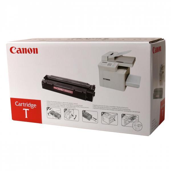 Canon originál toner Typ T, black, 3500str., 7833A002, Canon PC-D320, D340, L-400, O