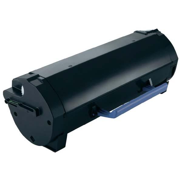 Dell originál toner 593-11167, black, 8500str., M11XH, return, Dell B2360d, B2360dn, B3460dn, B3465dnf, O