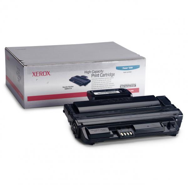 Xerox originál toner 106R01374, black, 5000str., Xerox Phaser 3250, O