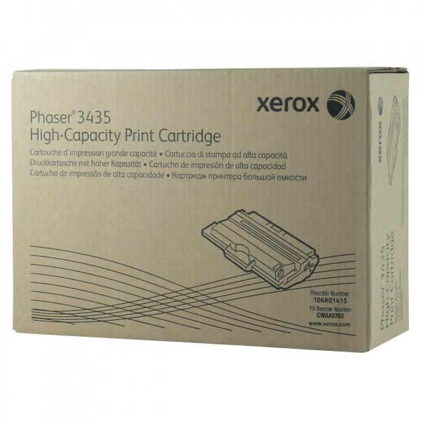 Xerox originál toner 106R01415, black, 10000str., Xerox Phaser 3435, O