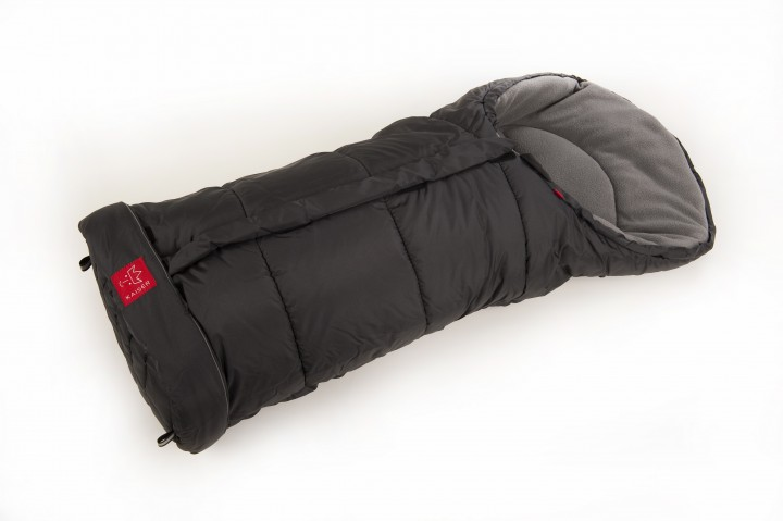 KAISER  Fusak Iglu Thermo Fleece  Anthrazit / Light Grey