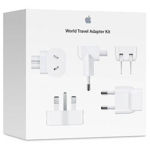 Apple World Travel Adapter Kit MD837ZMA