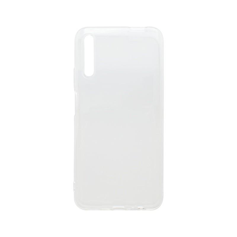 mobilNET silikónové puzdro Honor 9X priehľadné, nelepivé