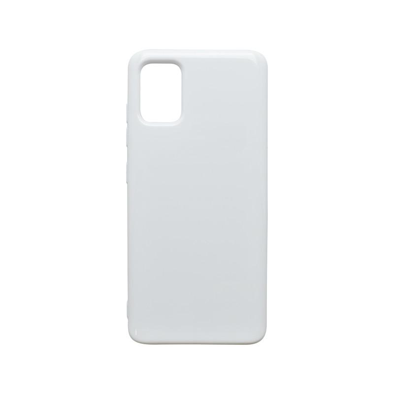 Silikónové puzdro Candy Samsung Galaxy A51 biele