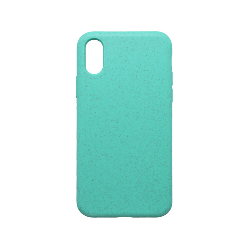Puzdro na telefón Eco iPhone X/XS zelené