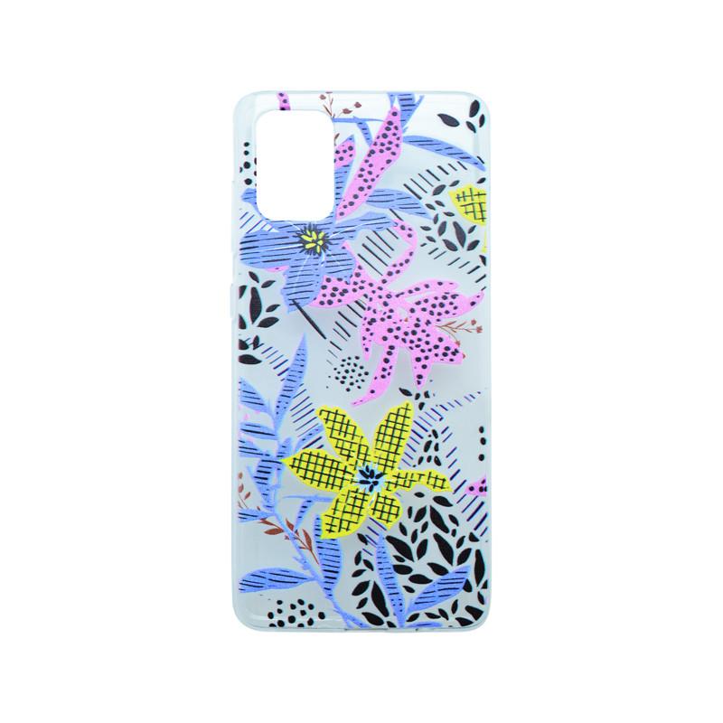 Silikónové puzdro Spring II Samsung Galaxy A71