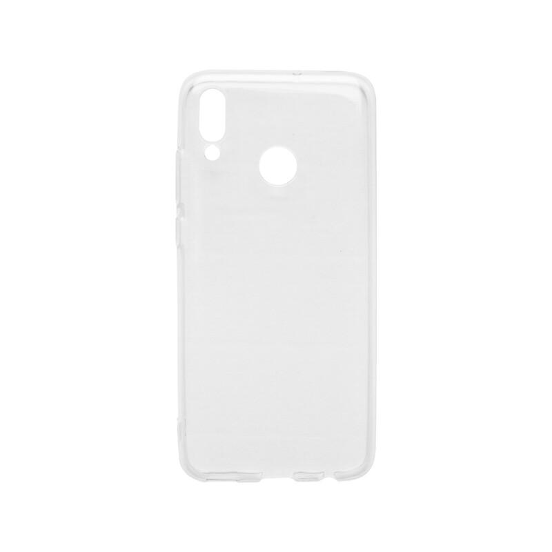 mobilNET Huawei P Smart 2020 priehľadné silikónové puzdro, nelepivé