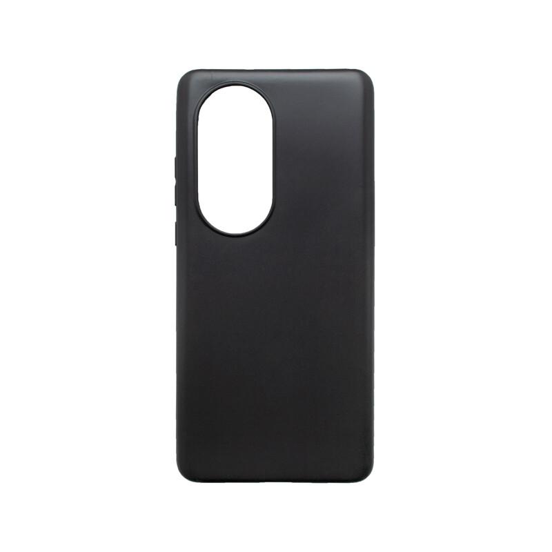 mobilNET silikónové puzdro Huawei P50 Pro, čierne Pudding
