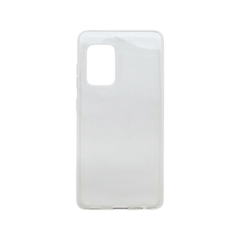 mobilNET silikónové puzdro Asus Zenfone 8, priehľadné, Moist 1.2mm
