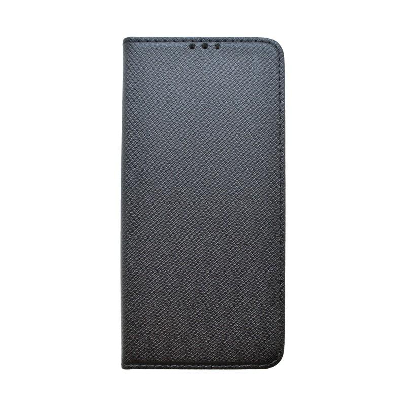 Knižkové puzdro Huawei P Smart Z čierne, vzorované