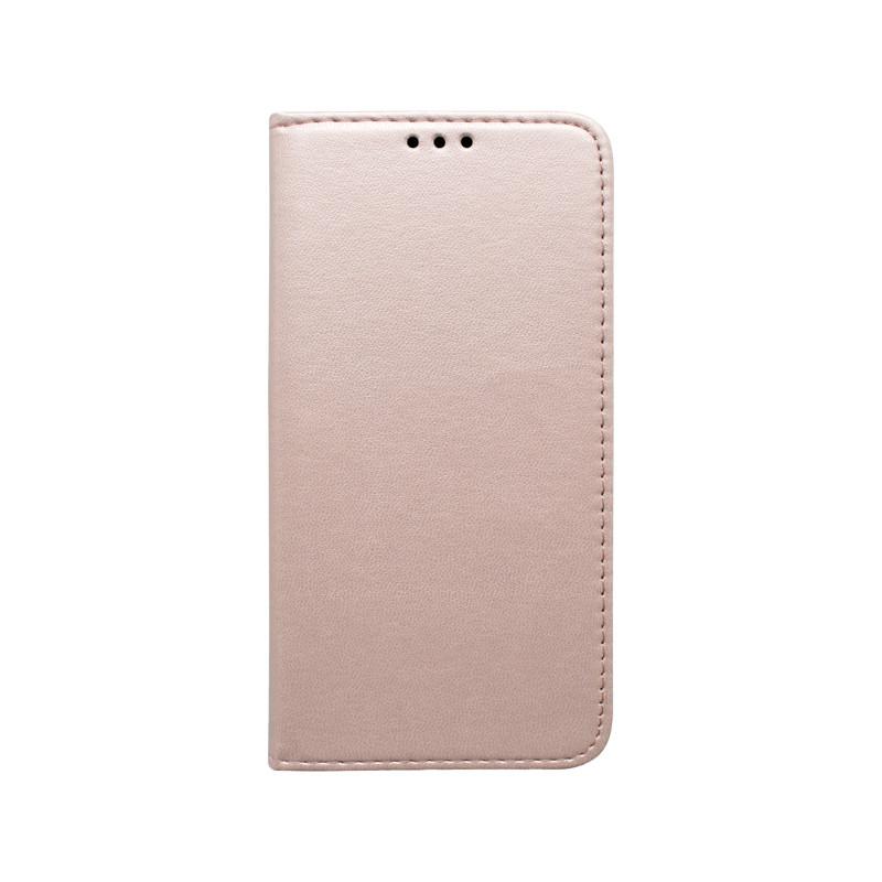 Knižkové puzdro Smart Samsung Galaxy A51 medené