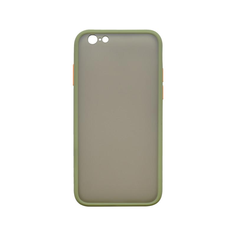 Plastové puzdro Season iPhone 6 khaki