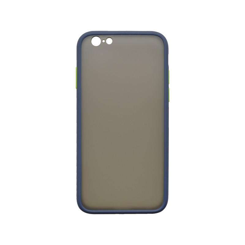 Plastové puzdro Season iPhone 6 tmavomodré