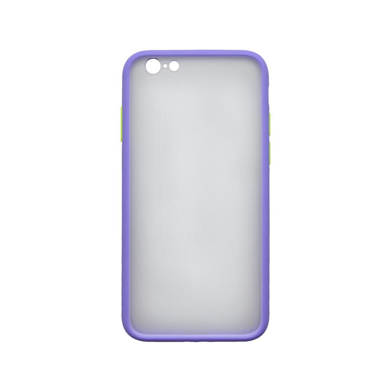 Plastové puzdro Season iPhone 6 fialové