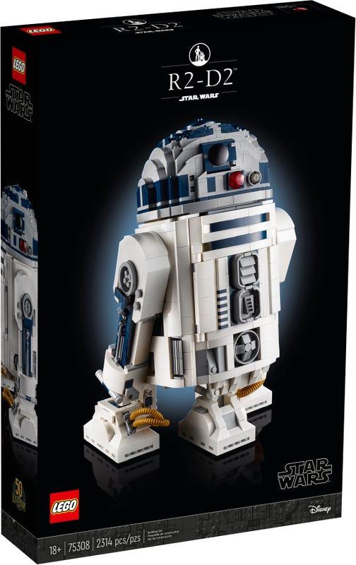LEGO R2-D2 /2275308/
