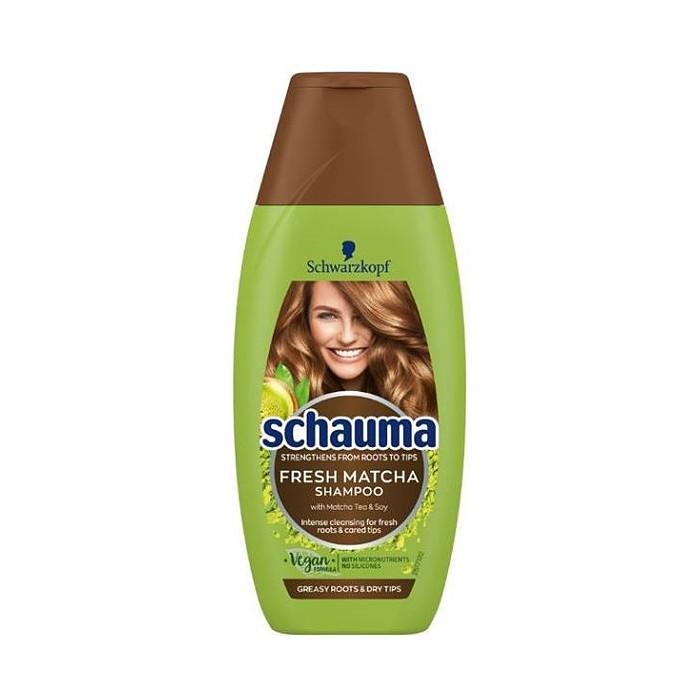 SCHAUMA S.400 FRESH MATCHA
