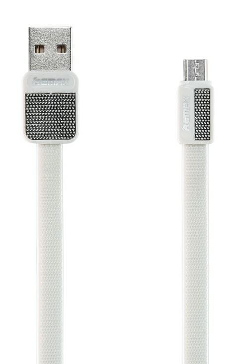 REMAX AA-7105 RC-044M PLATINUM DATA KABEL TYP MICRO USB WHITE