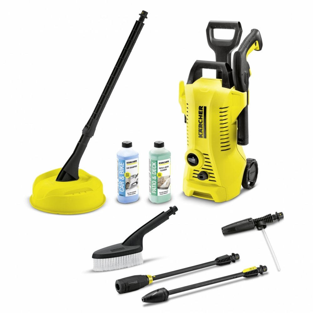 KARCHER K 2 FULL CONTROL CAR AND HOME, 1.673-406.0