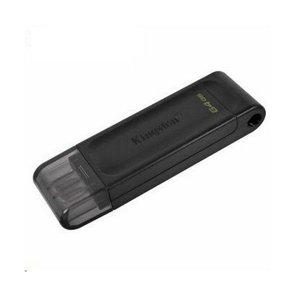 KINGSTON 64GB DT70 USB-C 3.2 GEN. 1, DT70/64GB