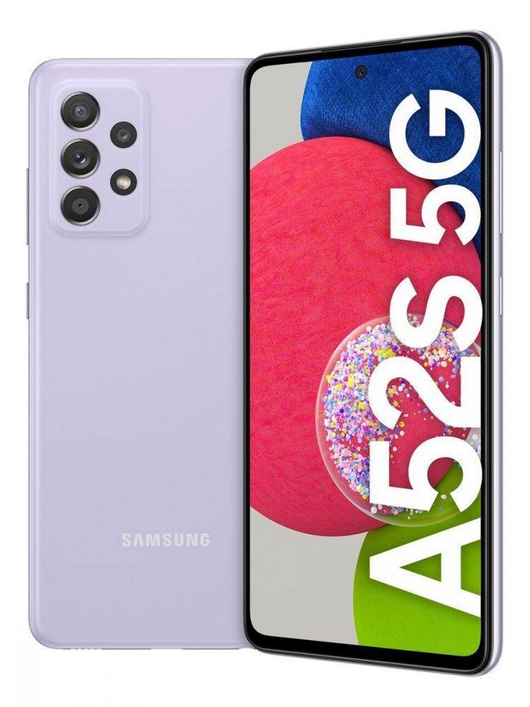 SAMSUNG A528 GALAXY A52S 6GB/128GB 5G DUOS FIALOVA