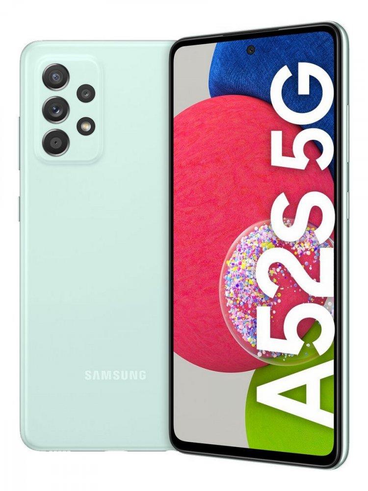 SAMSUNG A528 GALAXY A52S 6GB/128GB 5G DUOS ZELENA