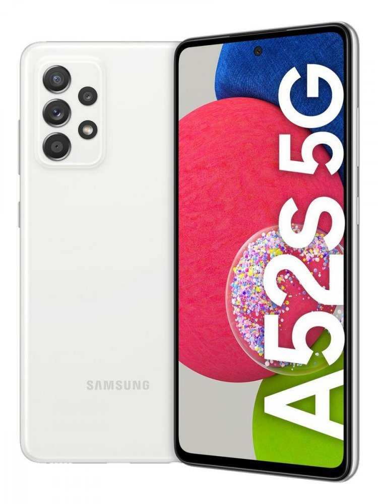 SAMSUNG A528 GALAXY A52S 6GB/128GB 5G DUOS BIELA