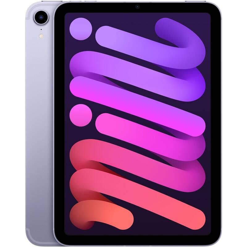 APPLE IPAD MINI 2021 WI-FI + CELLULAR 64GB - PURPLE MK8E3FD/A