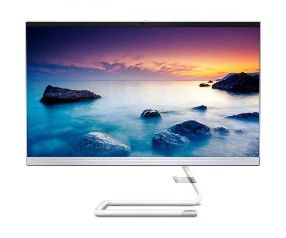 LENOVO AIO 3 23.8 FHD I5/8GB/512GB BIELY F0G0008ECK