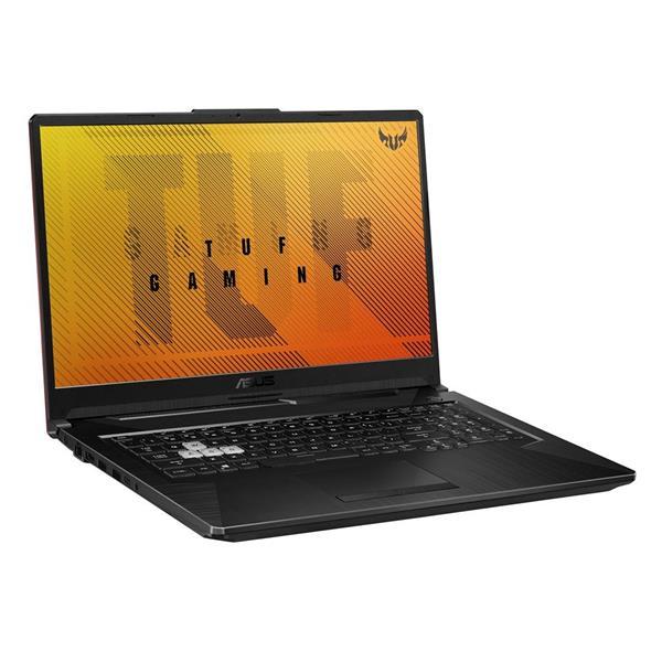 ASUS TUF GAMING F17 FX706HCB-HX147T 17.3 FHD 144HZ I5/16GB/512GB/RTX3050-4GB CIERNY