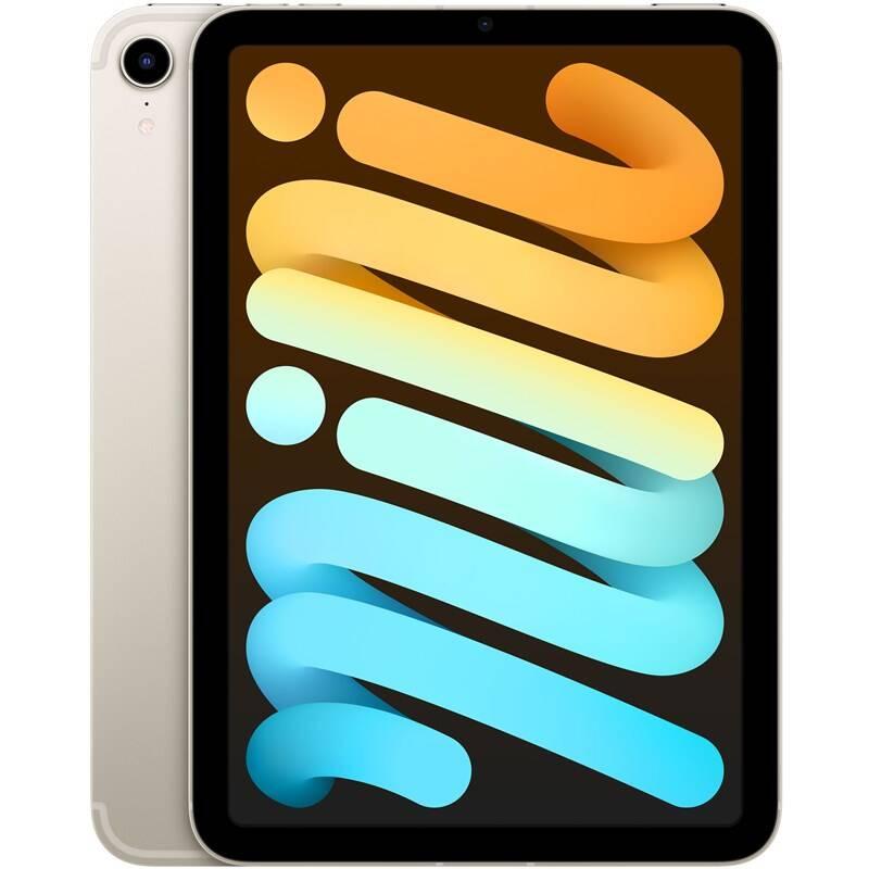APPLE IPAD MINI 2021 WI-FI + CELLULAR 64GB - STARLIGHT MK8C3FD/A