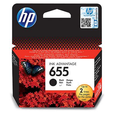 HP 655 BLACK, CZ109AE