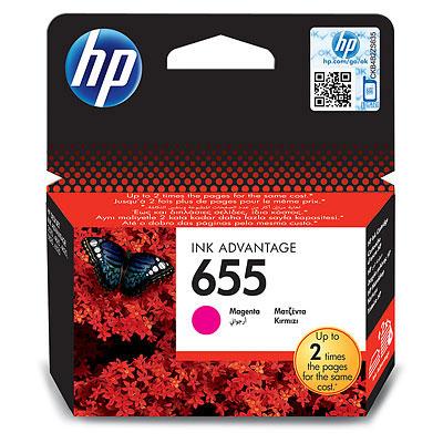 HP 655 MAGENTA CZ111AE
