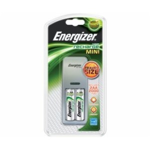 ENERGIZER NABIJACKA MINI AA + 2AA POWER PLUS 2000 MAH, E300321000