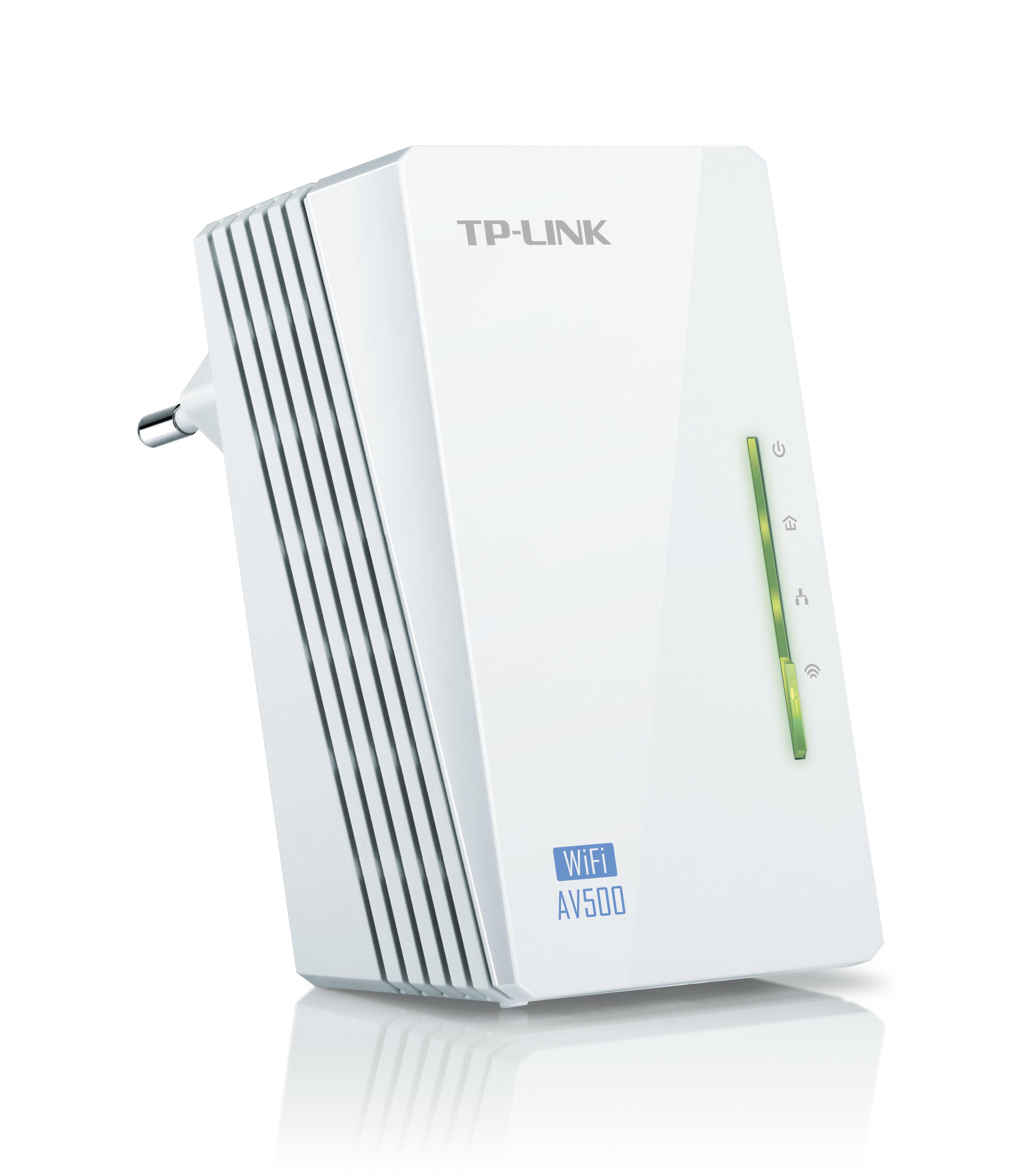 TP-LINK POWERLINE EXTENDER TL-WPA4220