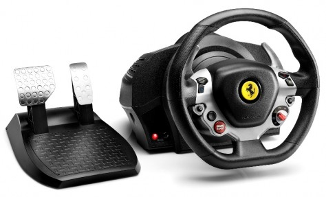 THRUSTMASTER TX RACING WHEEL FERRARI 458ITALIA EDITION