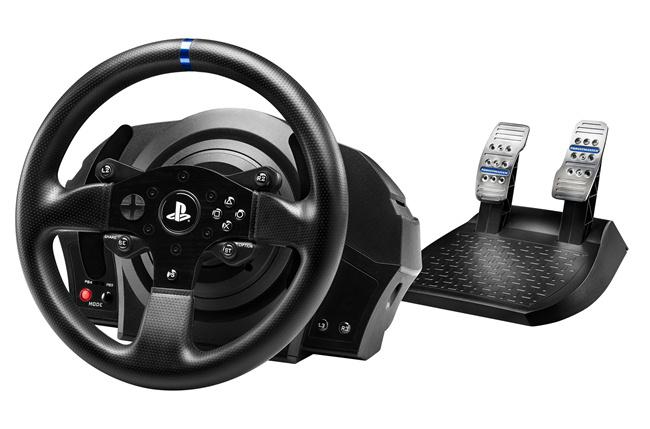 THRUSTMASTER T300 RS FERRARI GTE PS3 PS4 PC