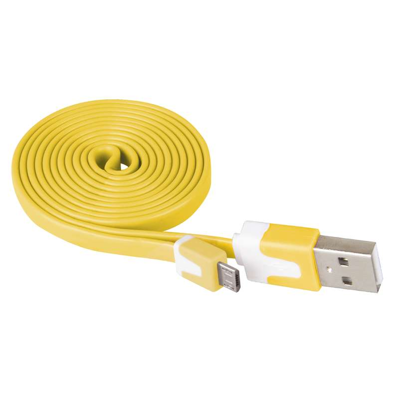 EMOS SM7001Y KABEL USB 2.0 A/M - MICRO B/M 1M ZLTY